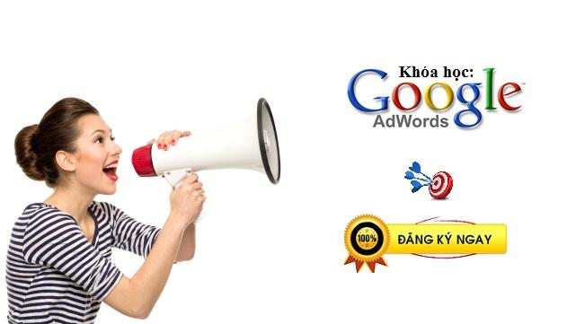 đăng kí học google adwords