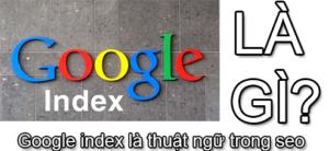 Google Index là gì ?